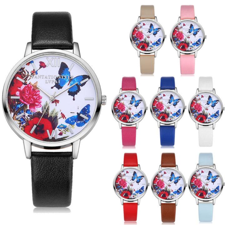 Butterfly Women Watch