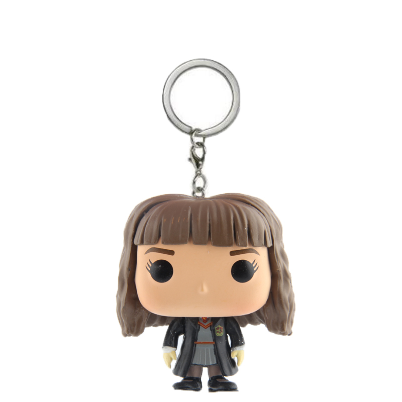 Harry Potter Series Funk Pop-like Keychain