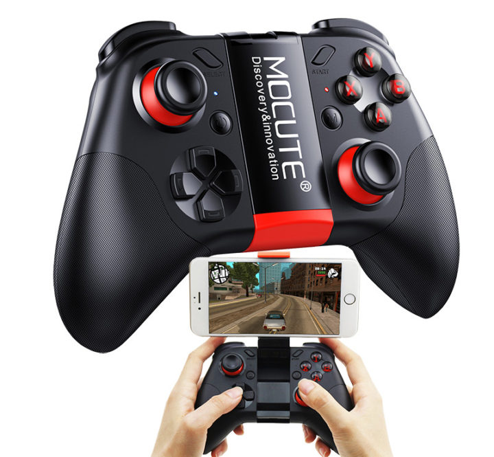 Game Pad wireless Bluetooth Game Controller smartphone iOS Android PC