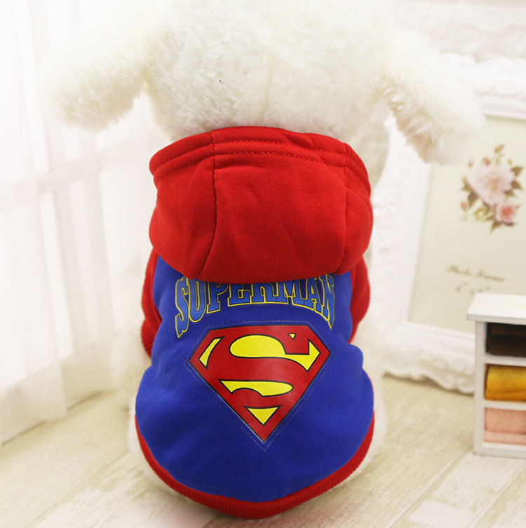 Superman (blue)
