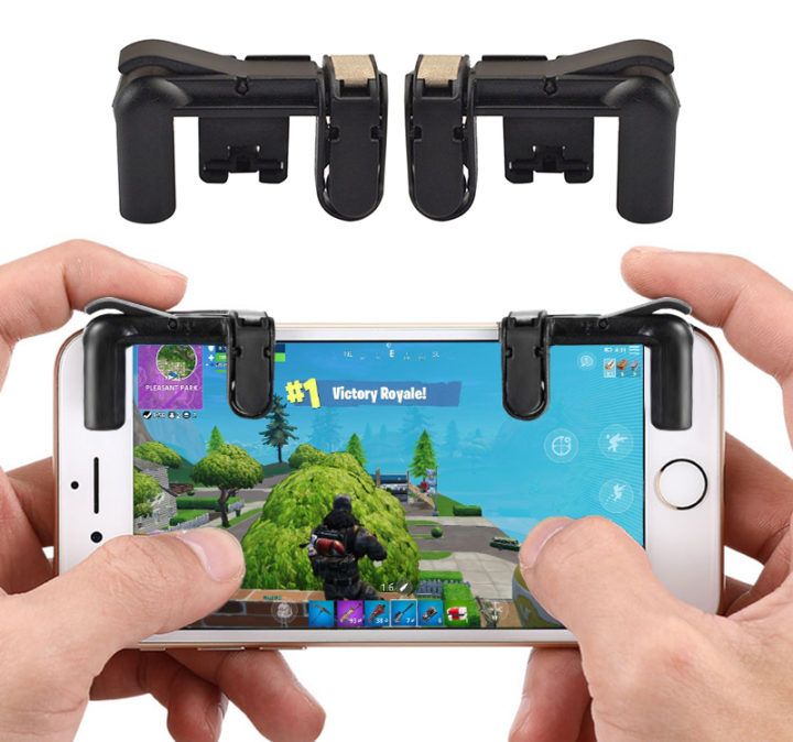 Mobile Controller Trigger fortnite pubg