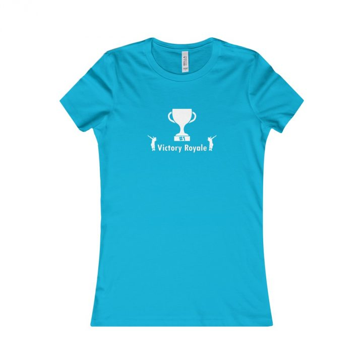 Victory Royale trophy Women's T-Shirt Fortnite Battle Royale
