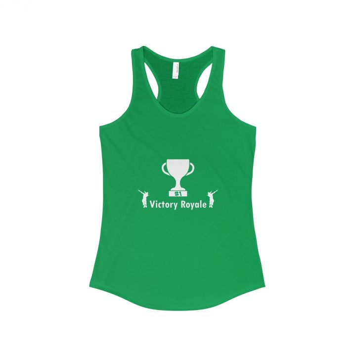 Victory Royale trophy Women's Tank Top Fortnite Battle Royale