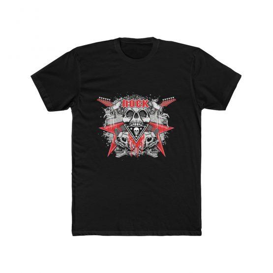 Men's T-Shirt Rocks Skulls