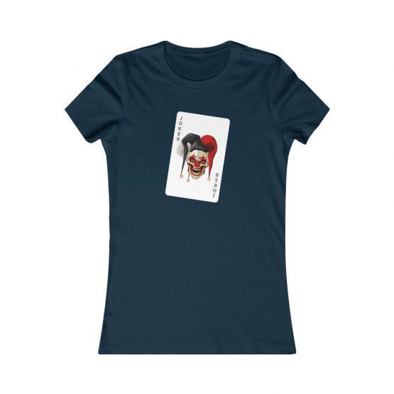 evil joker t-shirt