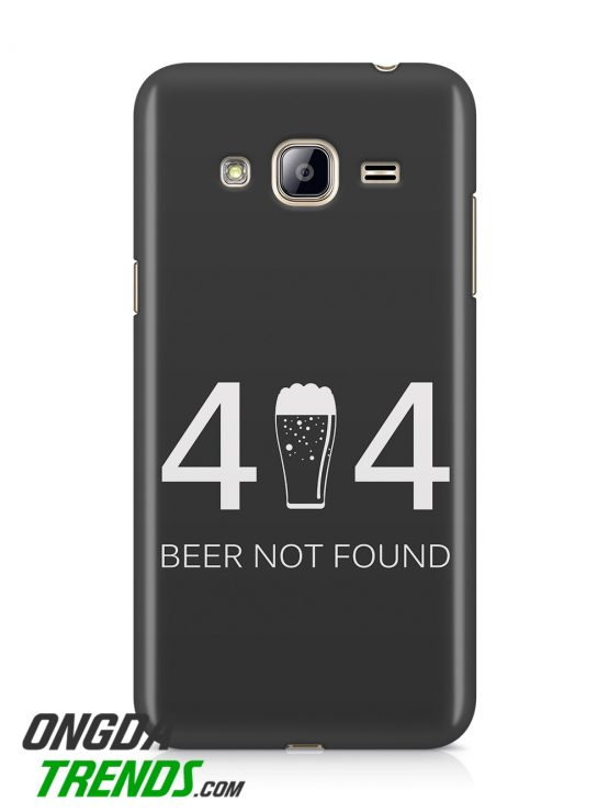 case 404 beer not found samsung j3