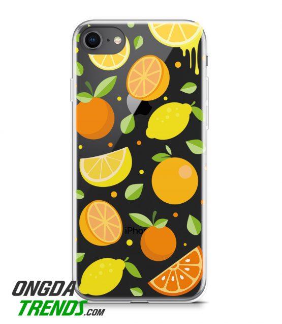 tpu iphone case fruits
