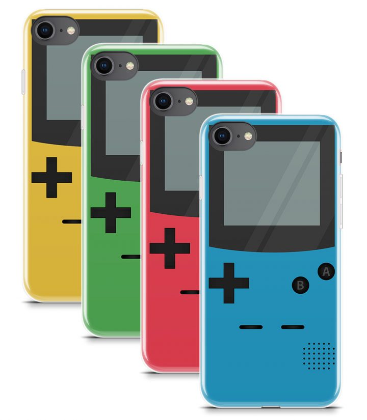 phone cases gameboy old game console